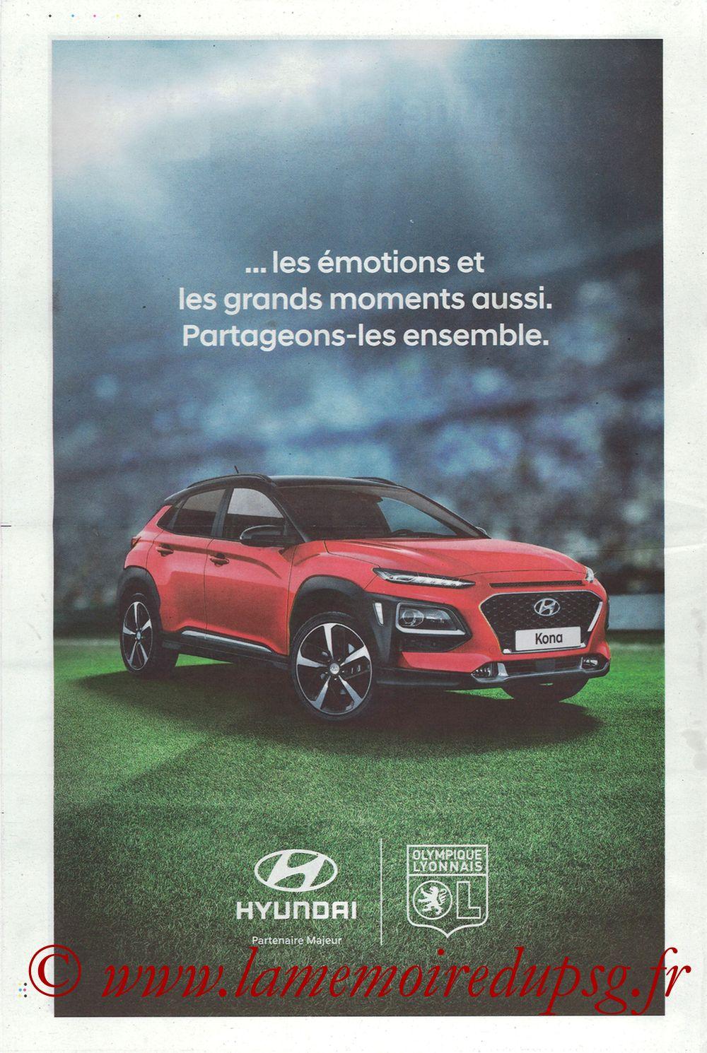 2018-01-21  Lyon-PSG (22ème L1, La Tribune OL N° 244) - Page 03
