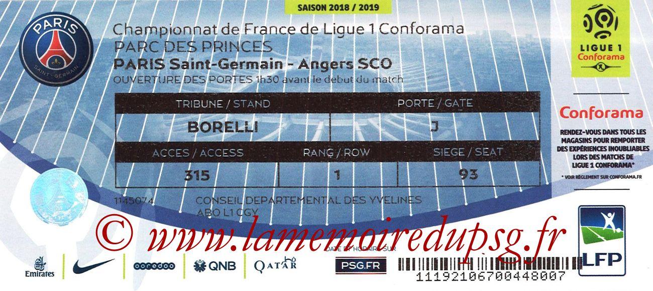2018-08-25  PSG-Angers (3ème L1)
