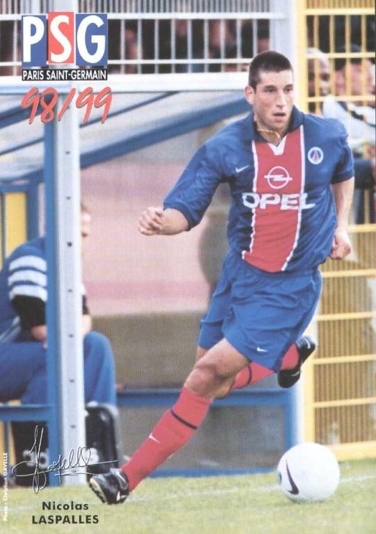 LASPALLES Nicolas  98-99