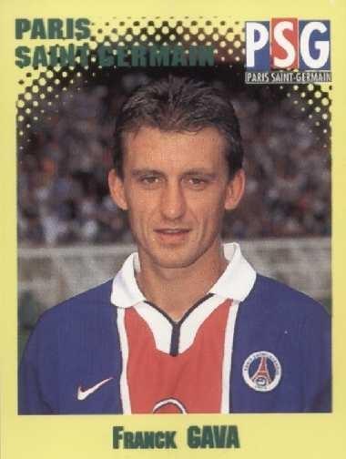 N° 284 - Franck GAVA