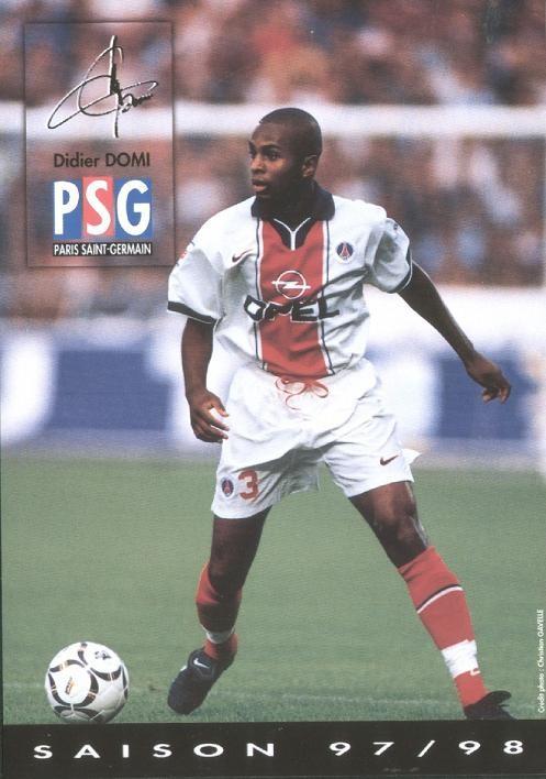 DOMI Didier  97-98