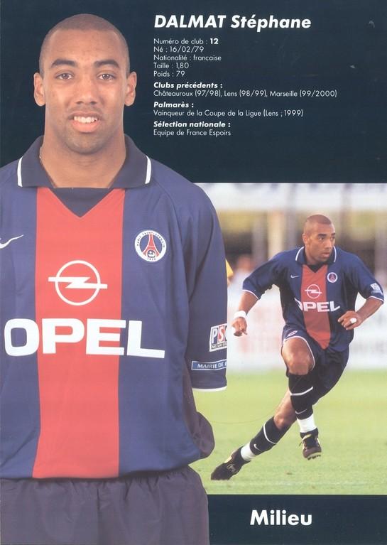 2000-01 - DALMAT Stephane