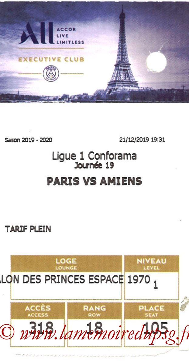 2019-12-21  PSG-Amiens (19ème L1, E-ticket Executive club)