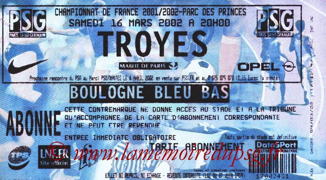 2002-03-14  PSG-Troyes (29ème D1)