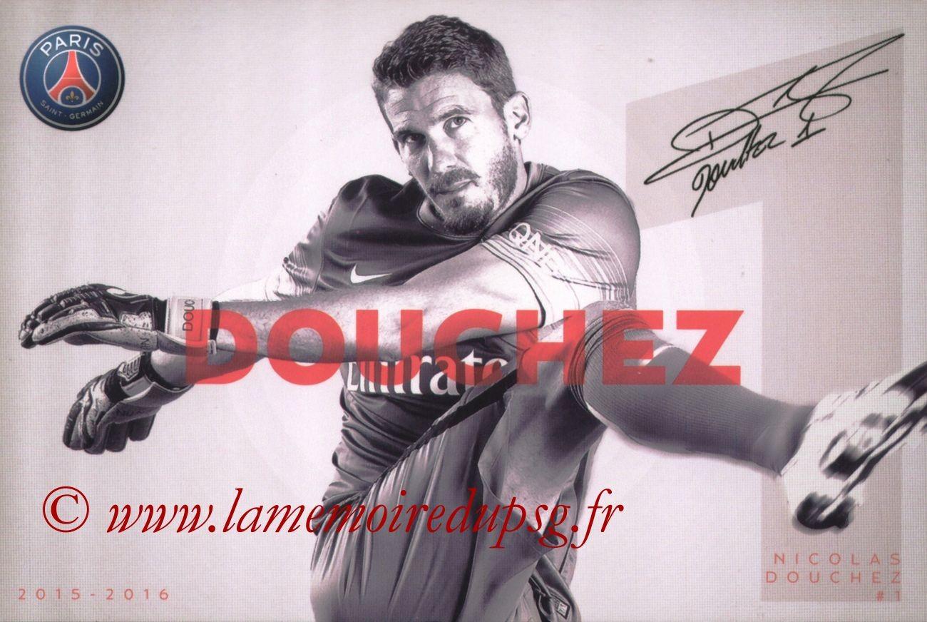DOUCHEZ Nicolas  15-16