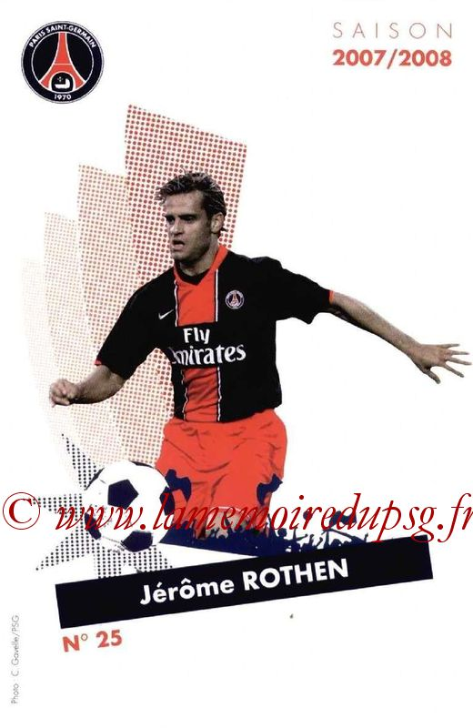 ROTHEN Jerome  07-08