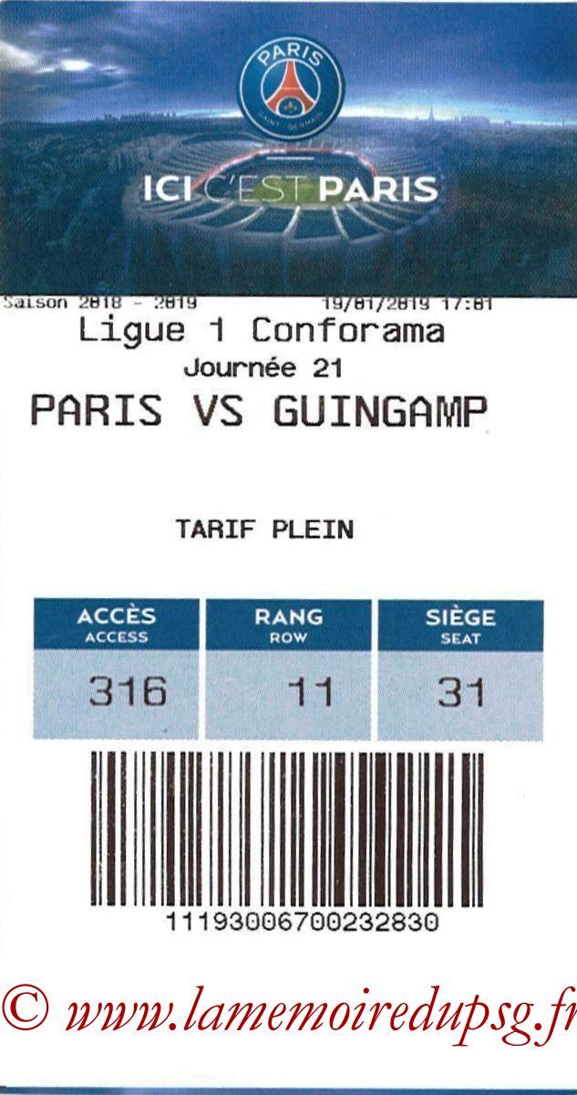 2019-01-22  PSG-Guingamp (21ème L1, E-ticket)