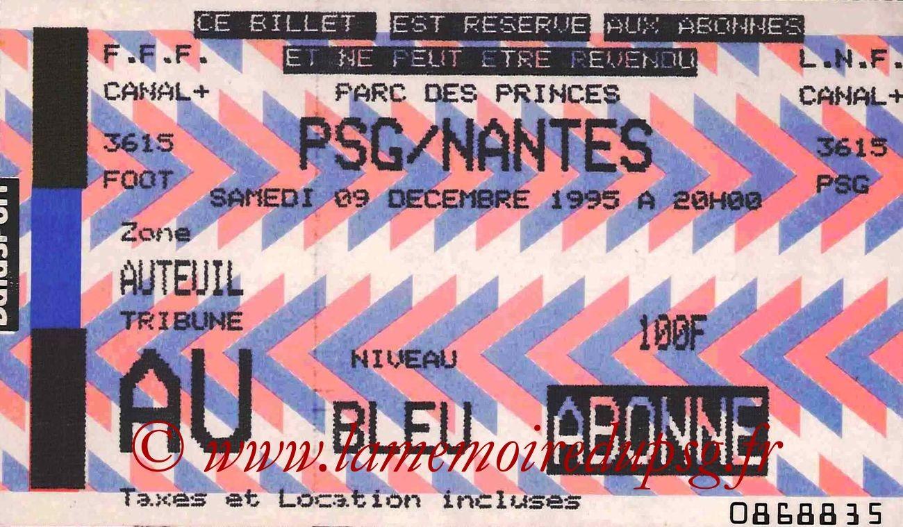1995-12-09  PSG-Nantes (21ème D1)