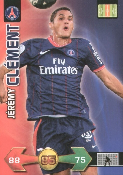 N° 275 - Jeremy CLEMENT