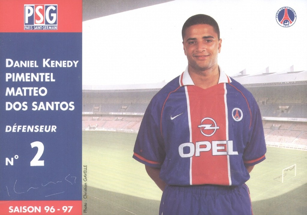 KENEDY Daniel  96-97