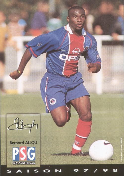 ALLOU Bernard   97-98