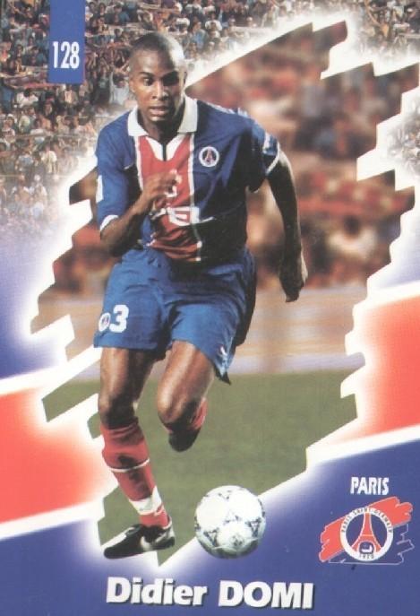 N° 128 - Didier DOMI (Recto)