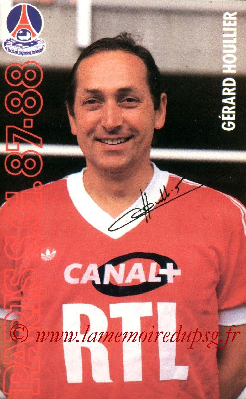 HOULLIER Gerard  87-88
