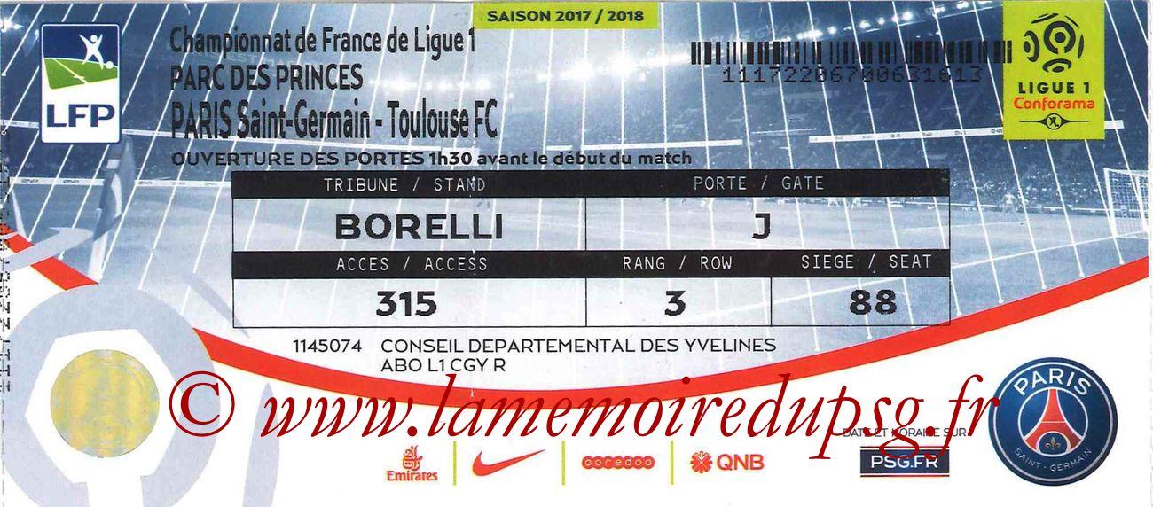 2017-08-20  PSG-Toulouse (3ème L1 bis)