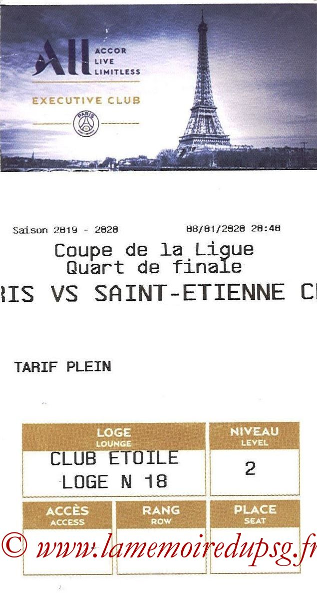 2020-01-08  PSG-Saint Etienne (Quart CL, E-ticket Executive club)