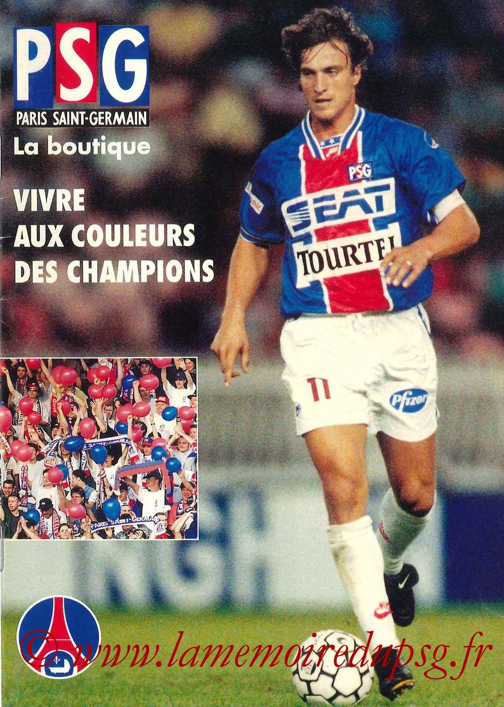 Catalogue PSG - 1994-95