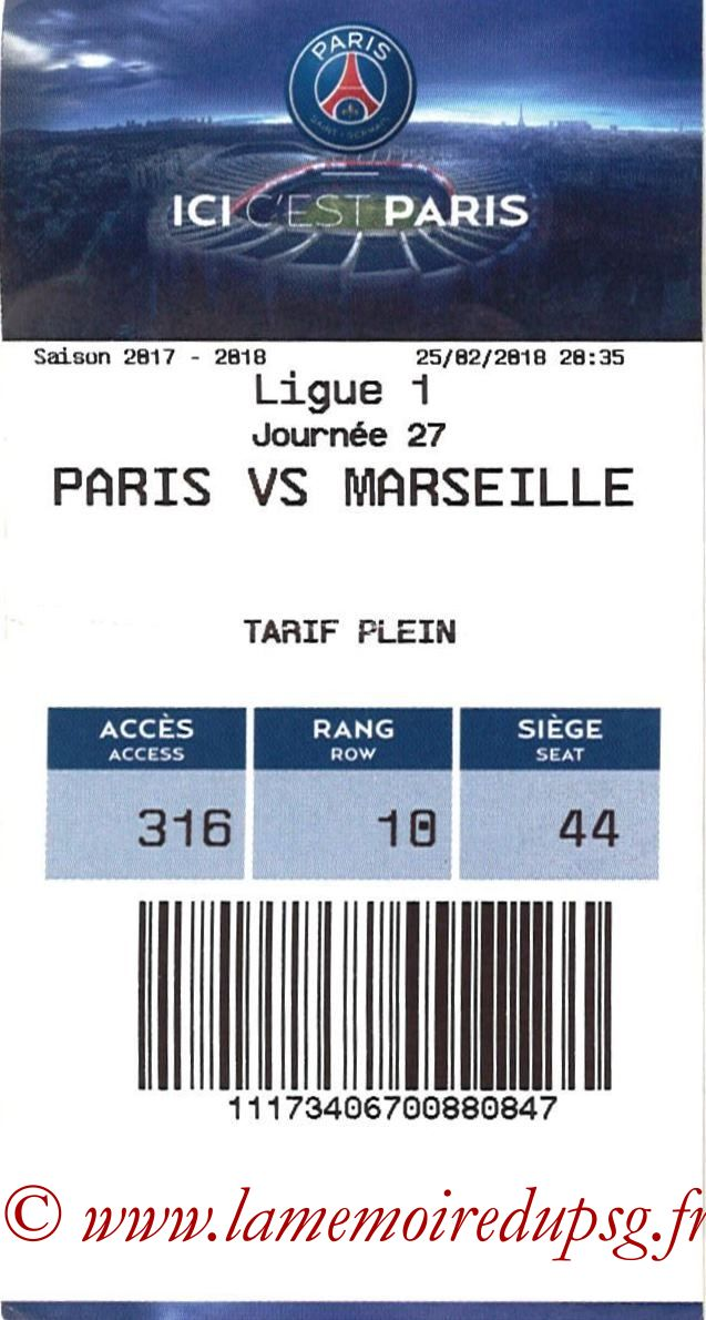 2018-02-25  PSG-Marseille (27ème L1, E-ticket)