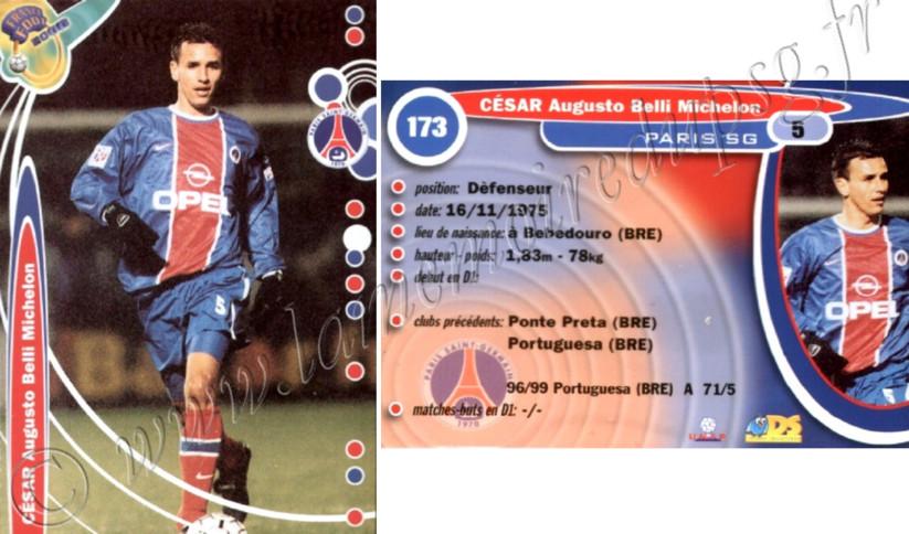 N° 173 - Augusto CESAR