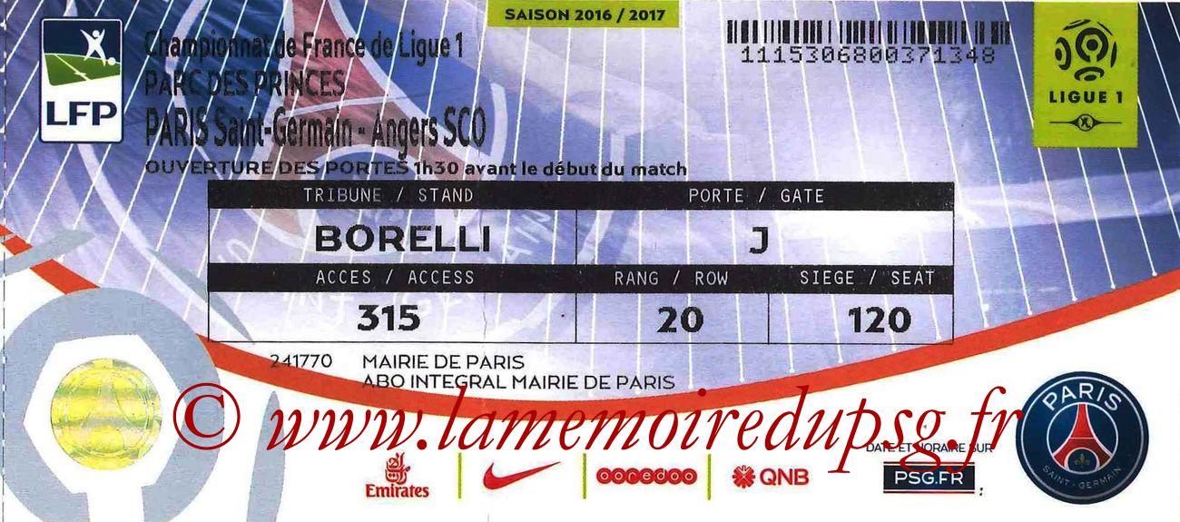 2016-11-30  PSG-Angers (15ème L1, bis)