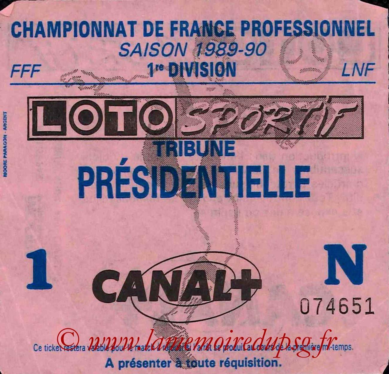 1990-03-24  Bordeaux-PSG (30ème D1, Sans Nom)