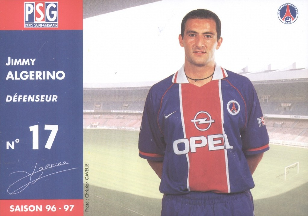ALGERINO Jimmy  96-97