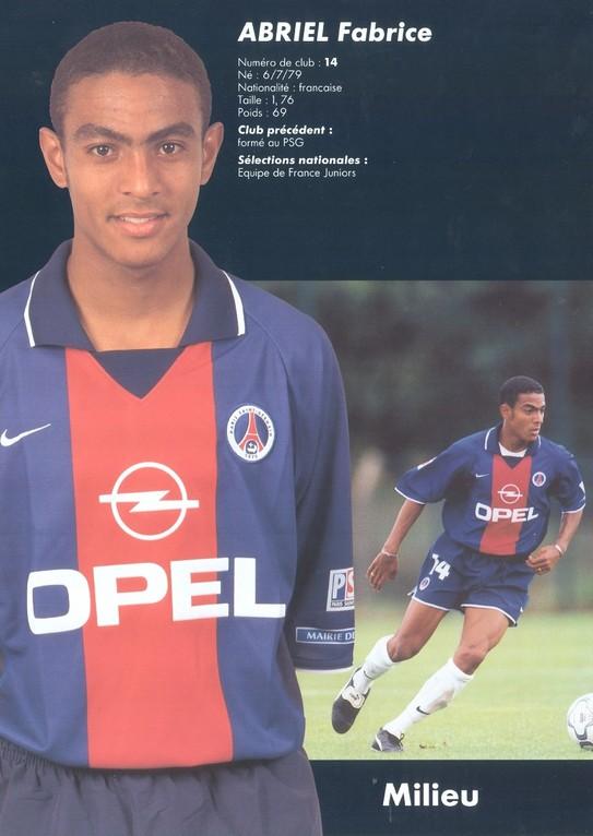 2000-01 - ABRIEL Fabrice