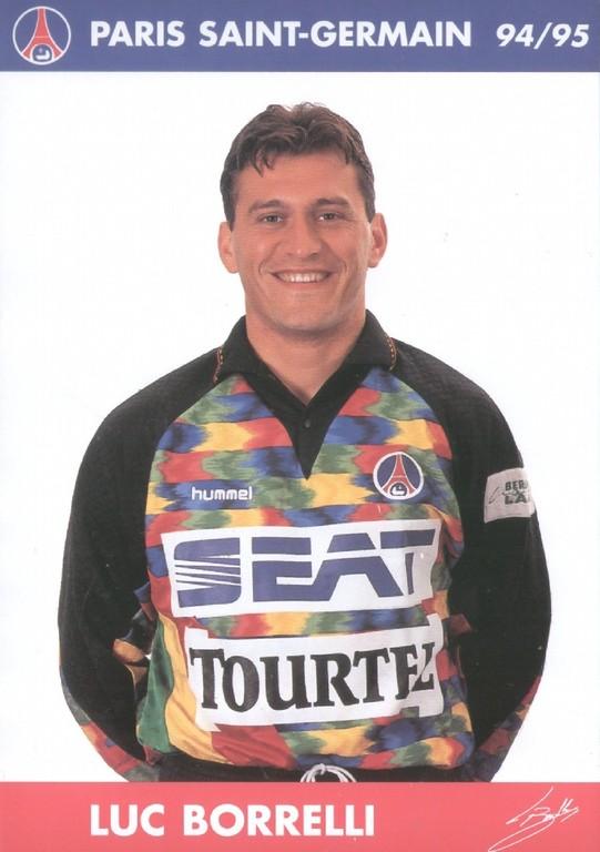 BORELLI Luc  94-95
