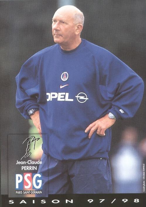 PERRIN Jean-Claude  97-98