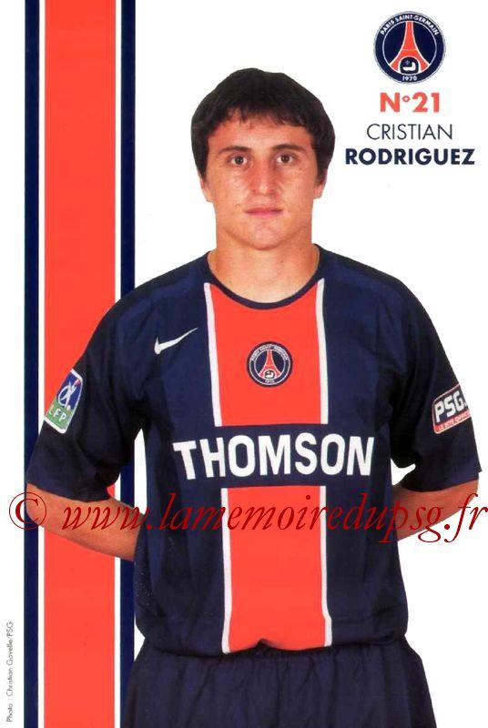 RODRIGUEZ Cristian  05-06