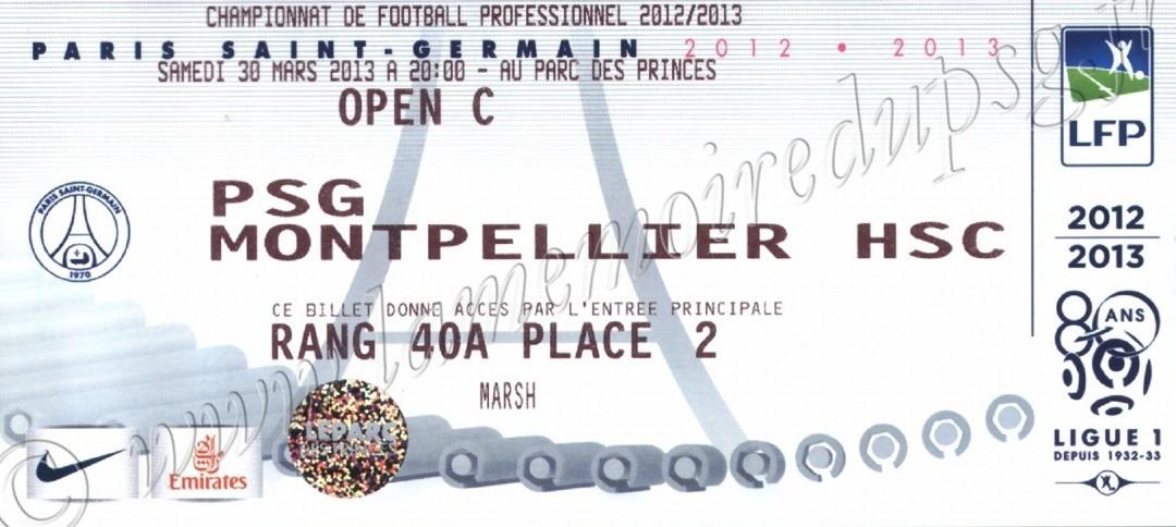 2013-03-29  PSG-Montpellier (30ème L1, Club Paris)