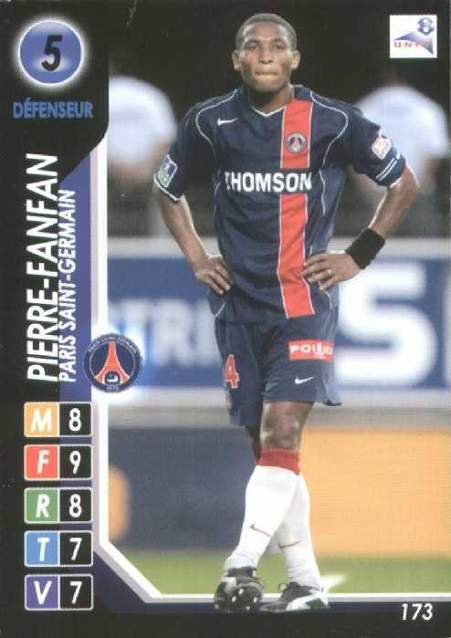 N° 173 - Jose PIERRE-FANFAN