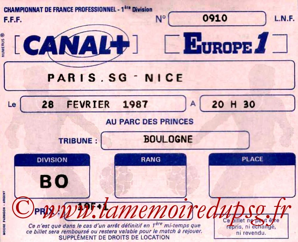 1987-02-28  PSG-Nice (24ème D1)