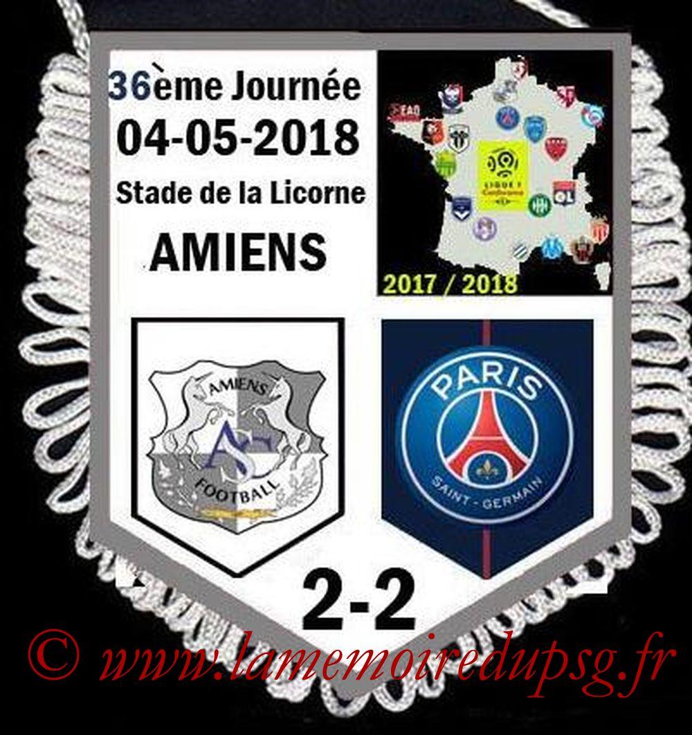 2018-05-04  Amiens-PSG (36ème L1)