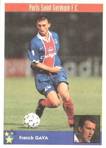N° 201 - Franck GAVA (Recto)