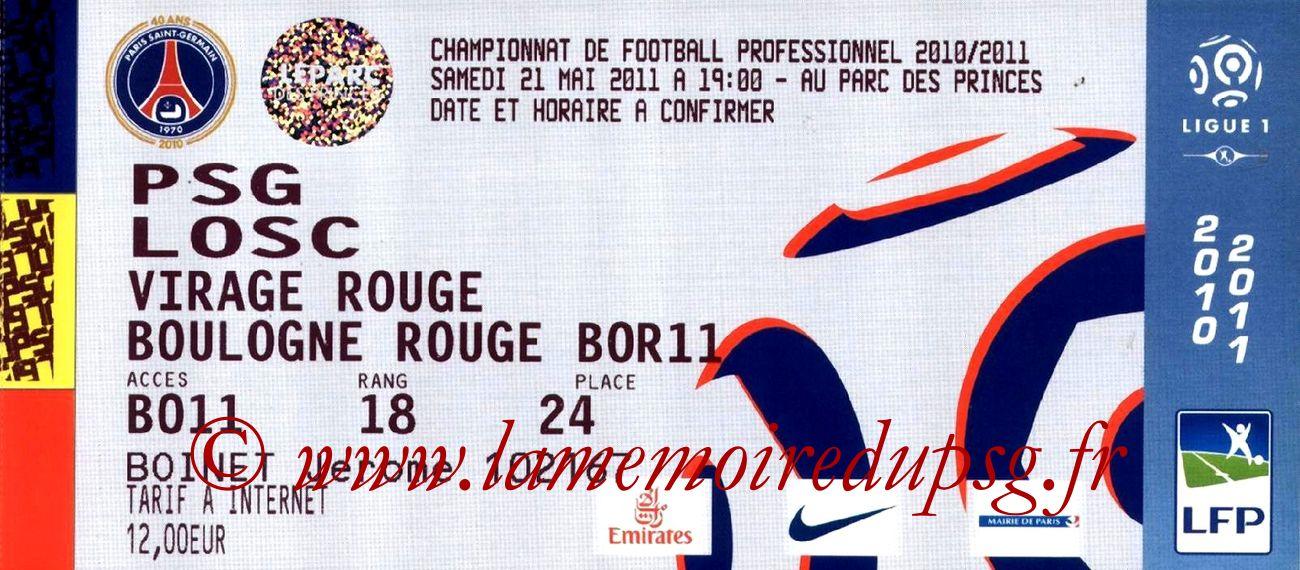 2011-05-21  PSG-Lille (37ème L1)