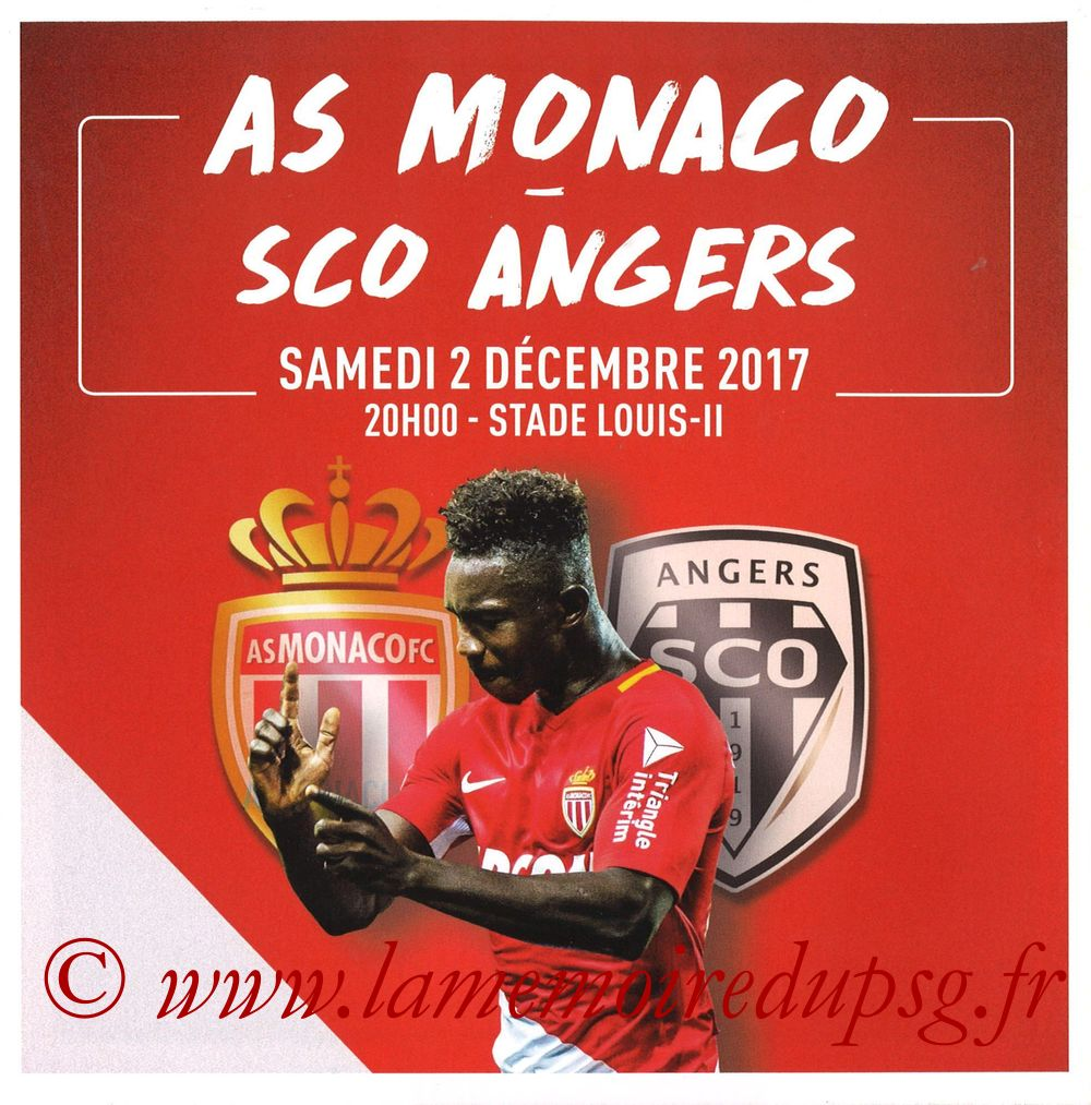 2017-11-26  Monaco-PSG (14ème L1, Match) - Pages 16