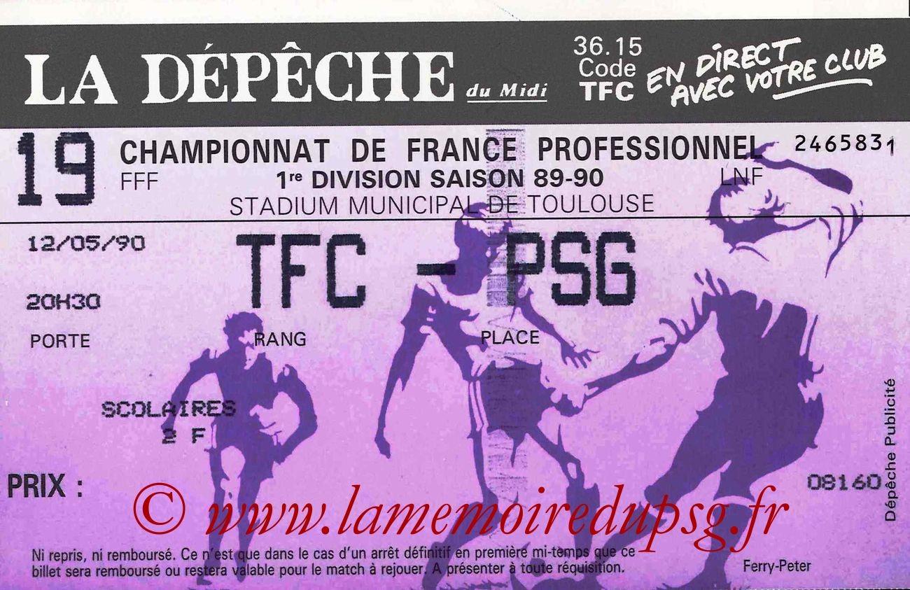 1990-05-12  Toulouse-PSG (37ème D1)