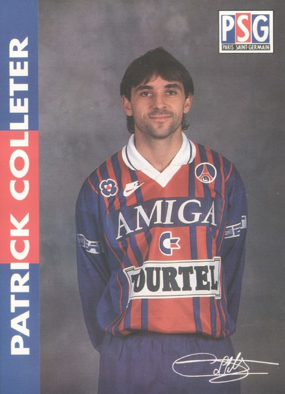 COLLETER Patrice  93-94
