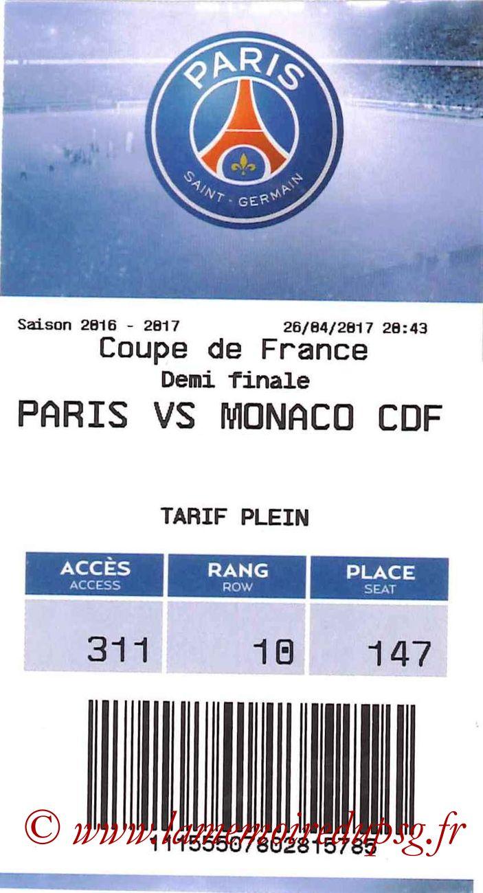 2017-04-26  PSG-Monaco (Demi-finale CF, E-ticket)