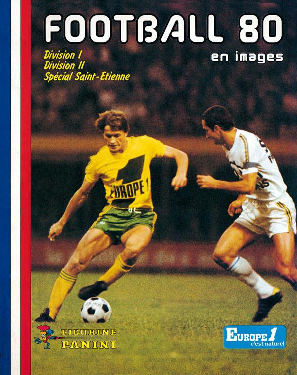 1979-80 - Panini 1980 - Couverture