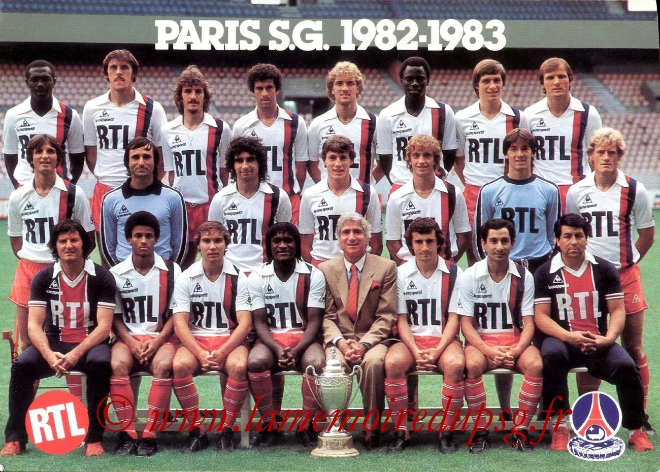 PSG  82-83