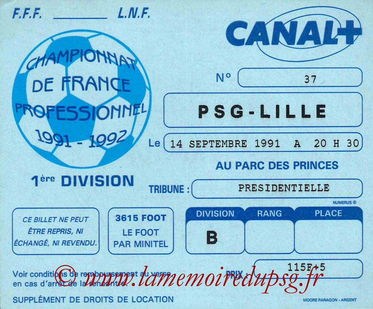 1991-09-14  PSG-Lille (10ème D1)