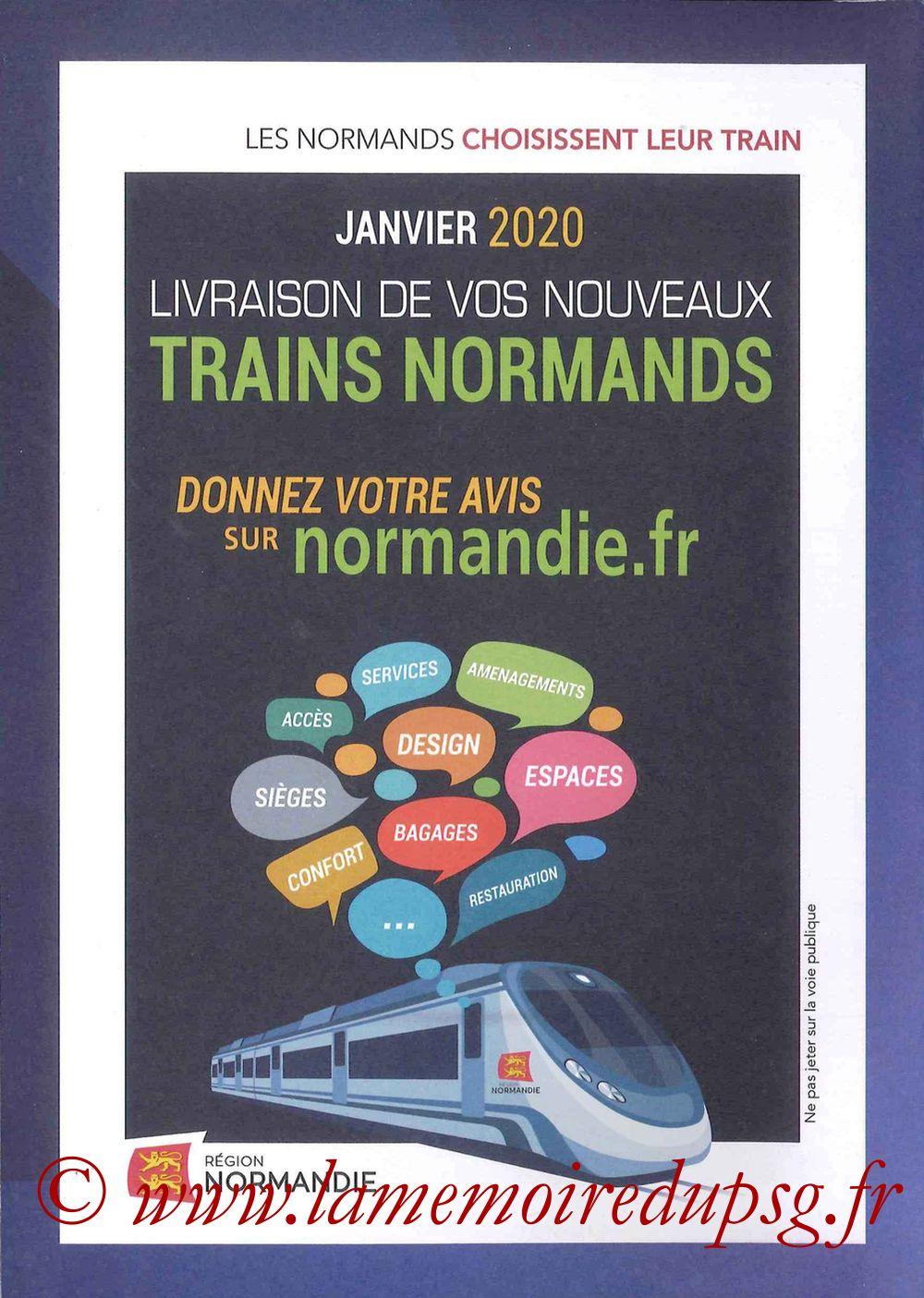 2016-09-16  Caen-PSG (5ème L1, Programme officiel) - Page 12