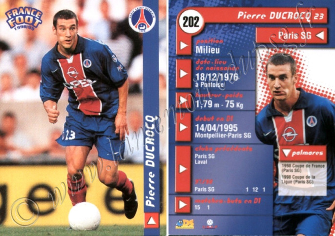 N° 202 - Pierre DUCROCQ