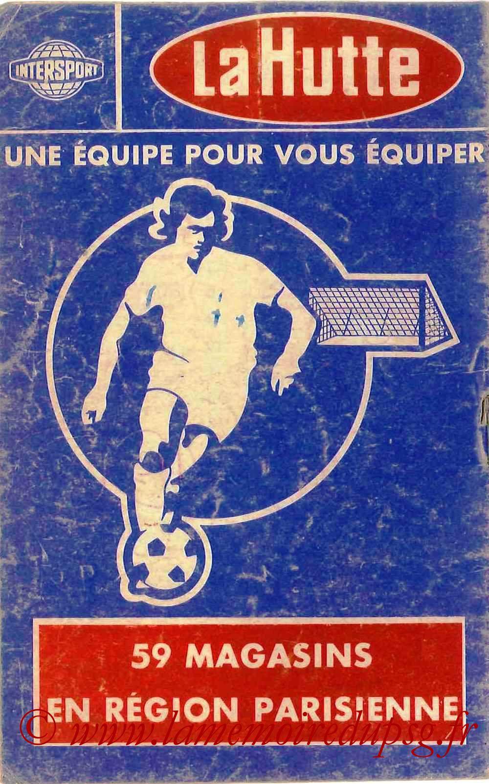 1977-78 - Guide de la Saison PSG - Page 12