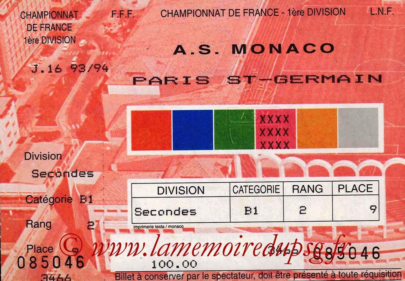 1993-11-06  Monaco-PSG (16ème D1)