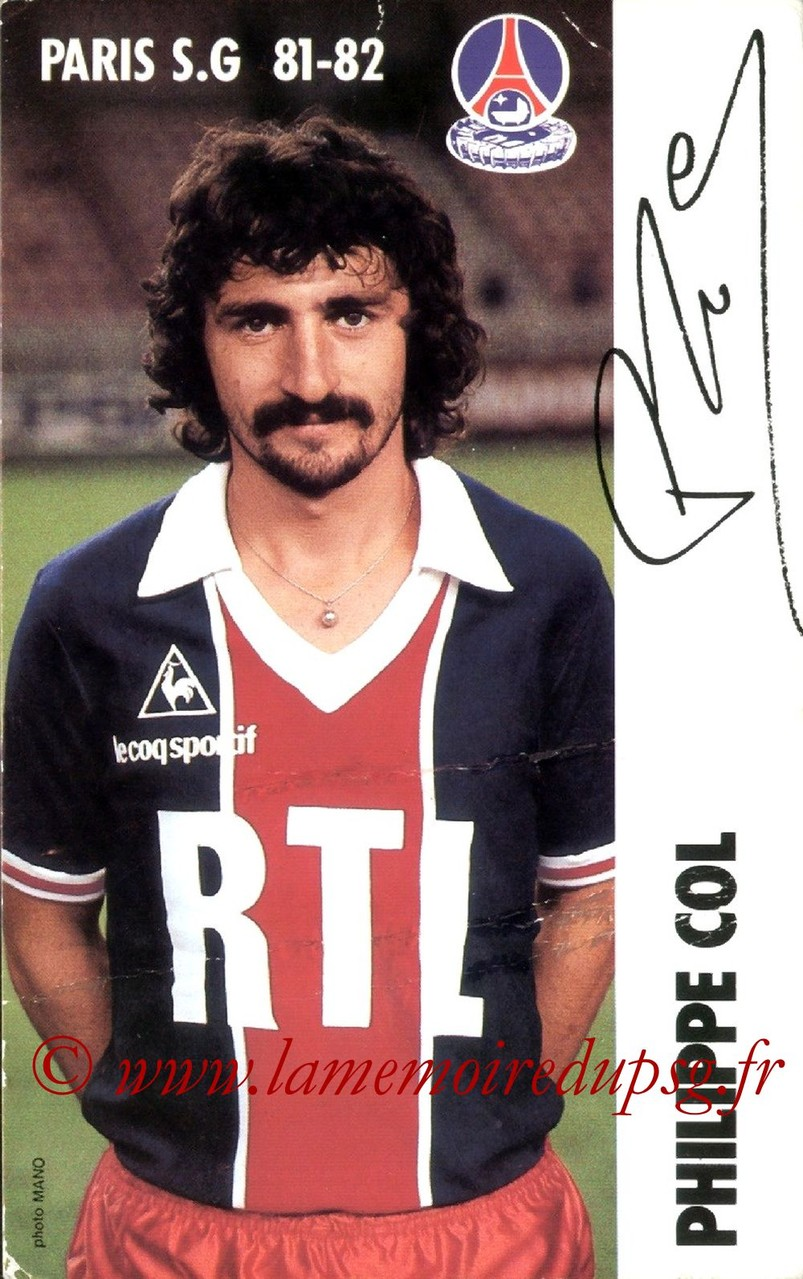 COL Philippe  81-82
