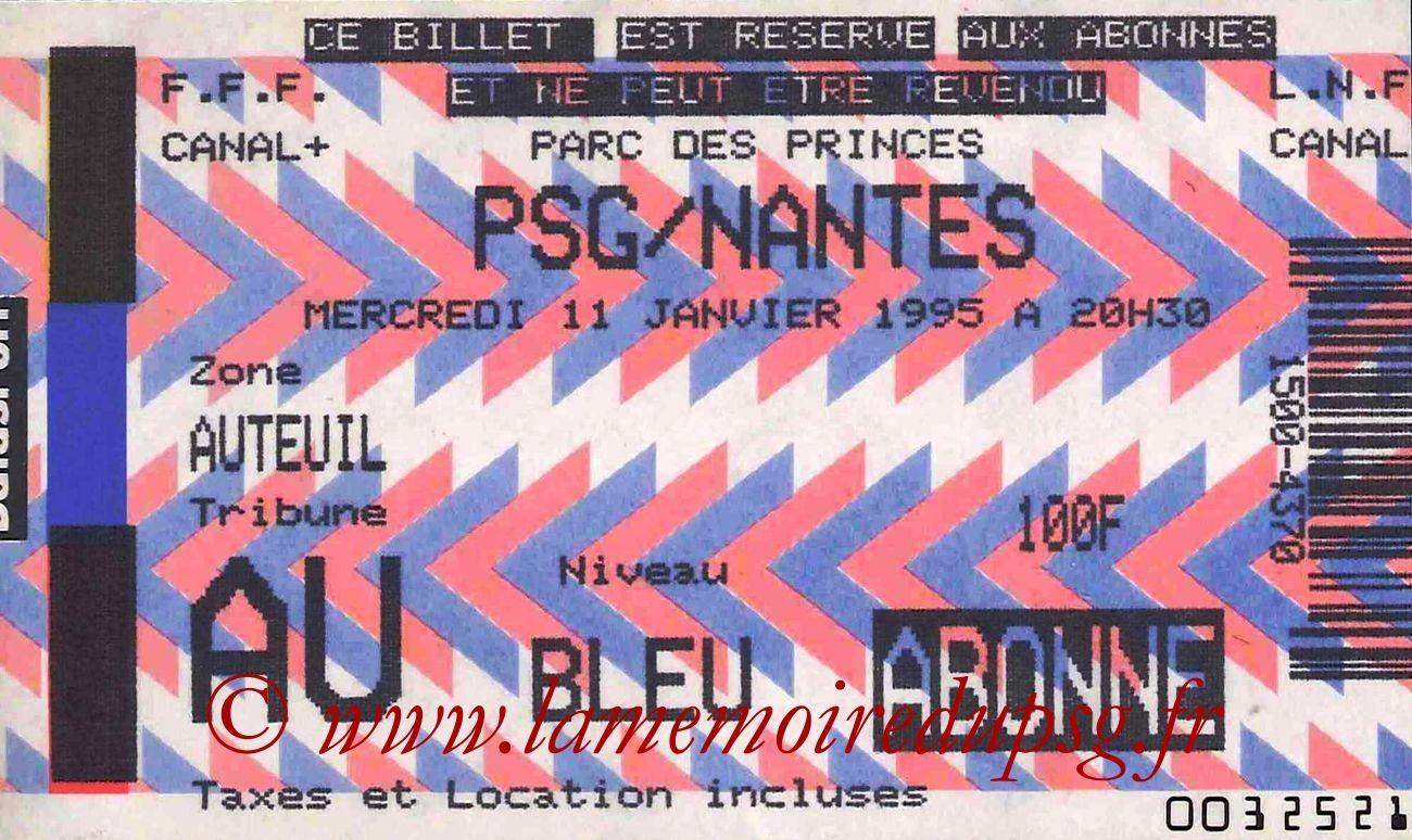 1995-01-11  PSG-Nantes (23ème D1)