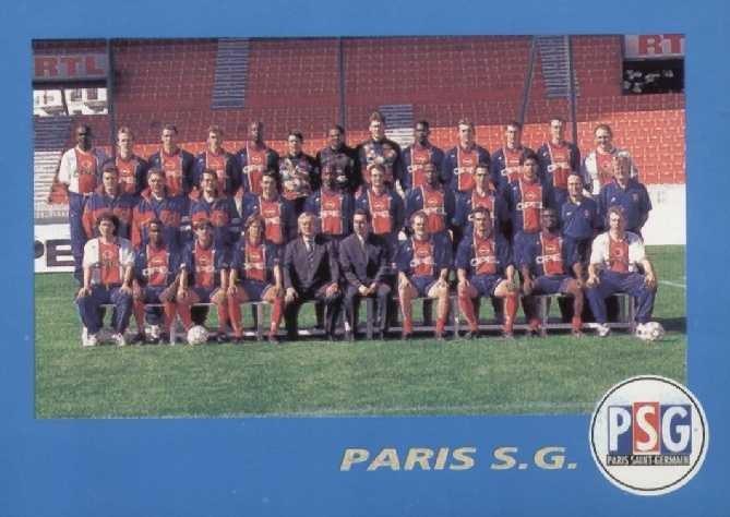 N° 017 - Equipe PSG