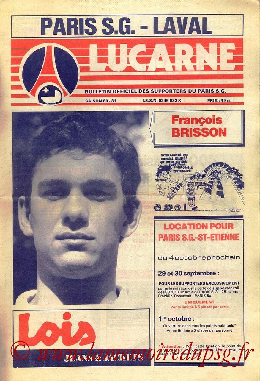 1980-09-23  PSG-Laval (11ème D1, Lucarne)